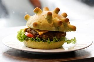 коронавирус бургер
