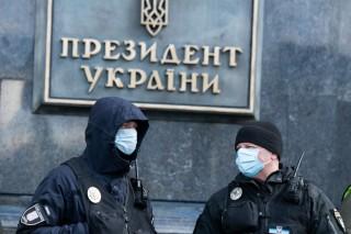 Volunteer Day (March of Patriots) In Ukraine